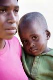 Família africana Imagens de Stock Royalty Free
