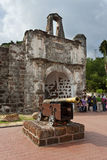 A Famosa Fort, Malacca, Malaysia Royalty Free Stock Photo