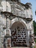 A Famosa Fort, Malacca, Malaysia Stock Photos