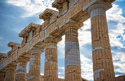 Famous Acropolis in Athens, Greece Royalty Free Stock Photos