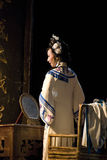 The famous actress of Sichuan Opera Royalty Free Stock Photo