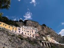 Famous Amalfi Campania Italy Royalty Free Stock Photo