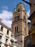 Famous Amalfi Campania Italy Stock Image