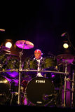 Famous American drummer Billy Cobham Stock Photo