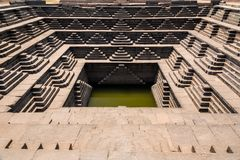 Hampi Royal Stepped tank Royalty Free Stock Photography