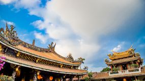 Famous and ancient temple royalty free stock photo