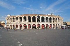 Famous arena in Verona Royalty Free Stock Photos