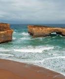 Famous australian rocks Stock Image