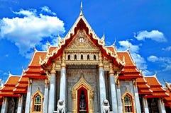 Famous Bangkok temple Royalty Free Stock Image