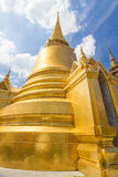 Famous Bangkok Temple Royalty Free Stock Photo