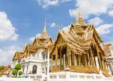 Famous Bangkok Temple Royalty Free Stock Photos