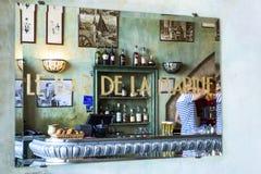 Famous bar de la Marine Marseille Stock Photo