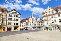 Famous baroque market place Stock Photography