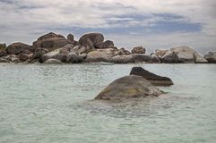 Famous The Baths on Virgin Gorda, British Virgin Islands Stock Image