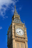 Famous Big Ben Clock Tower In London, UK. Stock Photography