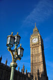Famous Big Ben Royalty Free Stock Photo