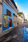 The famous Bodeguita del Medio in Havana Royalty Free Stock Photos