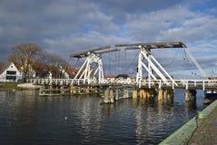 Famous bridge in Wieck Stock Photo