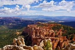 Famous bryce canyon utah stock photo