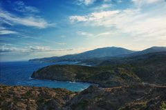 Famous Cap de Creus Royalty Free Stock Photos