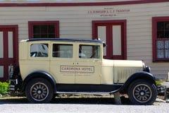 Famous Cardrona Hotel New Zealand Royalty Free Stock Image