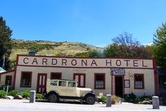 Famous Cardrona Hotel New Zealand Royalty Free Stock Photography