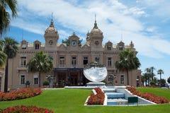 The famous casino in Monaco Stock Photography