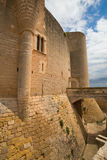 Castell de Bellver. Famous Castell de Bellver in Palma de Mallorca, Spain Stock Photos