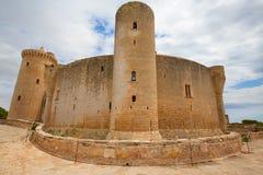 Castell de Bellver. Famous Castell de Bellver in Palma de Mallorca, Spain Stock Photography