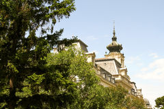 Famous castle in Keszthely Royalty Free Stock Photography