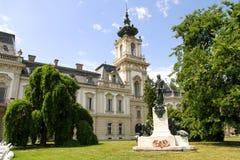 Famous castle in Keszthely Royalty Free Stock Photos