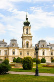 Famous castle in Keszthely Stock Photography