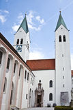 Famous cathedrale, dome  in Freising Stock Image
