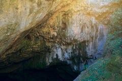 The famous cave of Zeus. Psychro. Crete stock photos