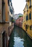 Famous channels at Venezia Stock Image