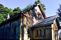 Dalhousie church Stock Photos