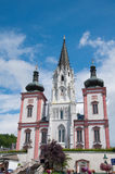 Famous Church in Mariazell Styria Royalty Free Stock Photos