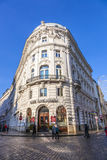 Famous coffeehaus cafe Griensteidl in Vienna Royalty Free Stock Image