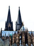 Famous Cologne Cathedral, Germany Stock Photo