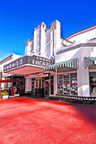 Famous Colony Art Deco Theater im royalty free stock photo