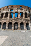 Famous colosseum Royalty Free Stock Photography