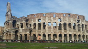 Famous Colosseum Stock Images