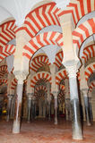 Famous Cordoba mosque, Cordoba, Spain. Stock Images