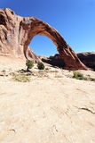 Famous Corona Arch Stock Photography