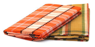 Famous Cotton Saree of Dhaka Royalty Free Stock Images