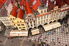 Prague city Royalty Free Stock Photography