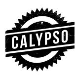 Famous dance style, Calypso stamp Royalty Free Stock Photo