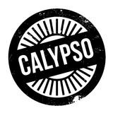 Famous dance style, Calypso stamp Royalty Free Stock Image