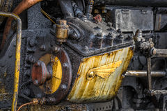 Darjeeling steam train Royalty Free Stock Photos