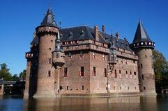 The famous De Haar castle royalty free stock images